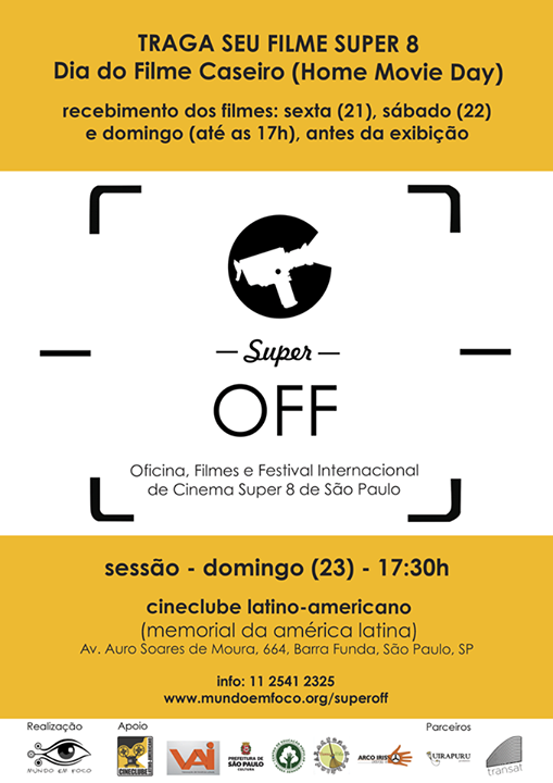 Cartaz do 1º Super OFF