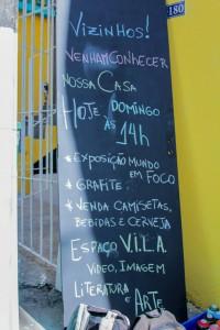 Read more about the article Veja como foi a abertura do Espaço V.I.L.A.