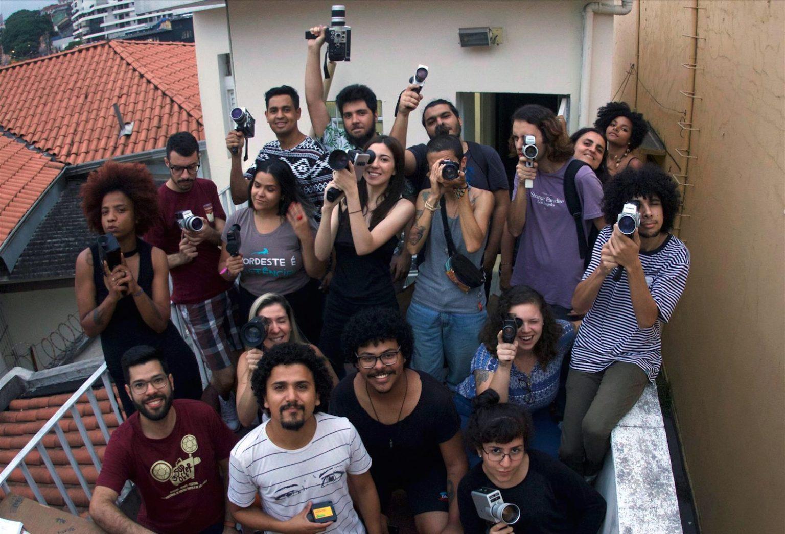 6ª Oficina Super OFF em São Paulo, no StudioCaza (Atual sede do Mundo em Foco), realizada por Felipe Neves, Ivan Salomão, Nayana Ferreira, Lelo (Olanias Almeida) e Rodrigo Sousa & Sousa (2019)