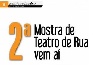 revista weekend teatro